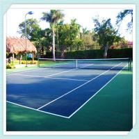 Buy cheap excellent quality PP suspended interlocking sports flooring mat from wholesalers