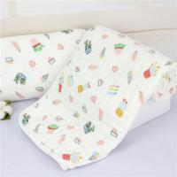 Buy cheap Summer Muslin Baby Blankets Silky Bamboo Sleeping Quilt Zero Formaldehyde from wholesalers