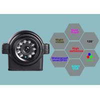 Buy cheap Vehicle Hidden Camera With Audio , Megapixel Lens Hidden Home Security Cameras product