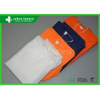 Buy cheap Waterproof Customized Disposable Scrub Suits  X Large Nurse Uniform from wholesalers