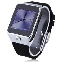 Buy cheap Unlocked GSM Android Smartwatch Phone Mobile Wristwatch with HD Touch Screen from wholesalers
