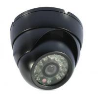 Buy cheap Dome CCTV Camera 700tvl with 1/3 CMOS 24 IR Night Vision Color IR Indoor Security from wholesalers