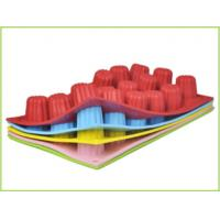Buy cheap Silicone Kitchen Bakeware, Silicon Cake Baking Mould, Soap Molds, Ice Cube Tray from wholesalers