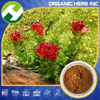 Buy cheap Rhodiola rosea extract / Rhodiola sachalinensis P.E./ flower extract/ fine plant extract powder product