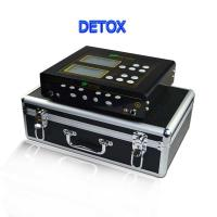 Buy cheap professional ionic footbath detox machine from wholesalers