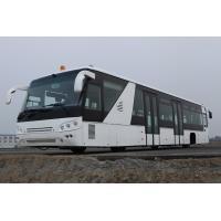 SANHUAN Steering 77 Passenger Aero Bus With Pneumatic Suspension
