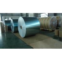 Buy cheap Hydrophilic Aluminum Heat Transfer Foil Hot Rolled Blue Color For Evaporator from Wholesalers
