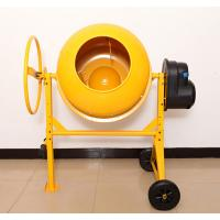 Buy cheap Hot Sale 240Liter 80Liter Mixing Capacity Electric Cement Mixer Concrete Mixer from wholesalers