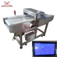 Professional Magnetic Metal Detector Food Processing 25m / Min Transfer 25kg Load