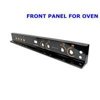 Buy cheap Metallic Material Oven Door Panel High Heat Resistance For Freestanding Oven from wholesalers