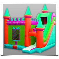 Buy cheap Inflatable Bouncy Castle Amusement Park with Obstacle Toy (CY-M2070) from wholesalers