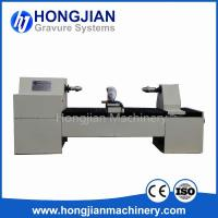 Buy cheap Gravure Engraving Machine Rotogravure Cylinder Making Machine Gravure Engraver product