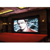 Buy cheap Stage Background SMD P4.81 Indoor LED Video Walls Rental Full Color LED Display Screen Die Casting Aluminum 500x500 from wholesalers