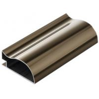 Buy cheap Anodized Structural 6061 aluminium extrusion profiles , Industrial Aluminum Profile from wholesalers