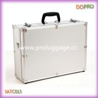 Buy cheap Silver Aluminum Frame Hard Briefcase Tool Box (SATC015) from wholesalers