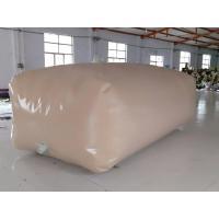 EN14960 Food Grade Tarpaulin Water Tank Crack Resistance With TPU Tarpaulin Material