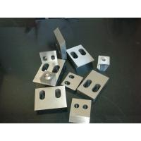 Buy cheap K30 Tungsten Carbide Tips / Tipped for Plastic / Rubber Crusher / Shredder from wholesalers