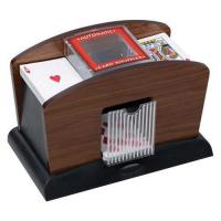 Buy cheap 4 Decks Card Shuffler, auto card shuffler, deck card shuffler from wholesalers