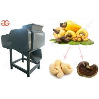 Buy cheap Anacardium Occidentale Shelling Machine With Factory Price|Cashew Nut Sheller Machine from wholesalers