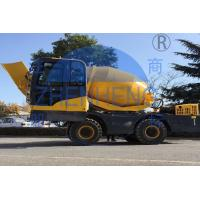 Buy cheap 2.5m3 Self Loading Concrete Mixer from wholesalers