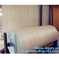 Buy cheap pp woven fabric in roll,Virgin new material/White woven bag rolls / PP woven tubular fabric for making rice, fertilizer, from wholesalers