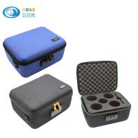 Buy cheap Blue Color Water Proof Hard EVA Tool Case With Digits Lock For Protective from wholesalers