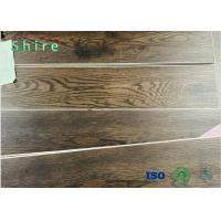Buy cheap Unilin Click Rigid Vinyl Flooring With Wood Grain Surface Treatment from wholesalers