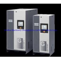 Buy cheap Oil injected 30kw Atlas Copco GA30VSD+ screw air compressor for mining permanent magnet motor frequency inverter from wholesalers