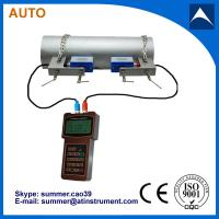 Buy cheap low cost clamp on type handheld ultrasonic flow meter manufacturer from wholesalers