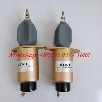 Buy cheap Hot Sell Cummins 6CT8.3 Engine Shut off Solenoid Valve 3906398 12V from wholesalers