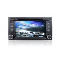 Buy cheap 2 Din Car DVD Volkswagen GPS Navigation System Quad Core Android For Seat Leon from wholesalers