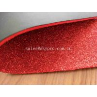 Buy cheap A4 Size Glitter Sparkling Foam Insulation Sheets / Custom Goma Foamy Sheets from wholesalers