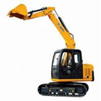 Buy cheap XE80 Excavator 60kw Earthmoving Machinery With Efficient Low Consumption product