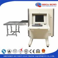 Buy cheap Checkpoints Baggage Screening Equipment 650 x 500 mm Tunnel from wholesalers