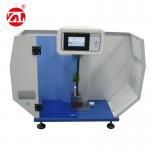 Buy cheap 5.5J Digital Charpy Izod Impact Tester , Rubber Plastic Izod Charpy Test Equipment from wholesalers
