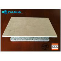 Buy cheap Natural Stone Backlit Super Thin Marble Stone Panel Reception Desk Bar Counter Tops Design from wholesalers