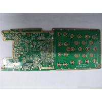 Buy cheap Black White Silkscreen Multilayer PCB Board 1.6mm Thickness 2oz Copper from wholesalers