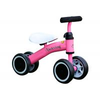 Buy cheap Colorful Baby Balance Bike , Toddlers  Balance Bicycle For Without Pedal Yo Car Toy from wholesalers