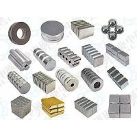 Buy cheap High Performance Multi Pole Sintered Rare Earth Magnet Nd-Fe-b Magnets from wholesalers