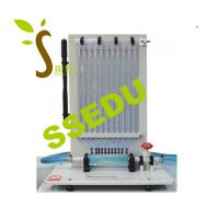 Buy cheap Educational Equipment Technical Teaching Equipment Didactic Didactic device for studying a venturi from wholesalers
