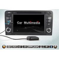 Buy cheap Android 4.0 Car Stereo for Audi A3 Sat Nav Dvd Gps Navigation Autoradio Player Multmedia AUD-7683GD from wholesalers