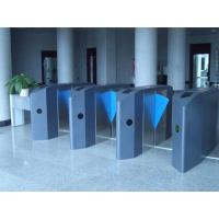 Quality Flap barrier for high volum people flow security access control for sale