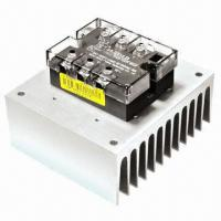 Buy cheap Three-phase Solid-state relay with heatsink product