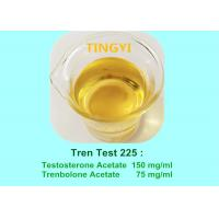 Buy cheap 225mg Oil Anabolic Injection Steroids Tren Test 225 For Fat Burning / Muscle Fitness from wholesalers