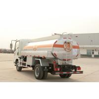 Buy cheap Sinotruk Light Duty Commercial Trucks / 4×2 Fuel Delivery Truck 6 Wheels from wholesalers