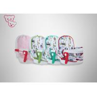 Buy cheap Full Cotton Green Cushion Buckle Design Free Sample For Baby Dining Chair from wholesalers