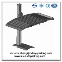 Buy cheap Single Cylinder One Post Car Parking Lift 2500Kg & 3200Kg for Sale from wholesalers