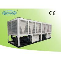Buy cheap Industrial Air Conditioner Commercial Chiller Units , Air Cooled Screw Chiller 675KW from wholesalers