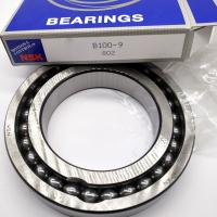 Buy cheap NSK Excavator Bearing B100-9 Angular Contact Ball Bearing B100-9 from wholesalers