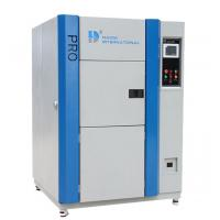 Buy cheap Hot And Cold Environmental Test Chambers With Multi Function Control from wholesalers